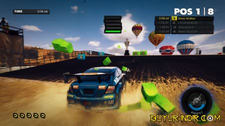 DiRT: Showdown - Tek Link Full indir