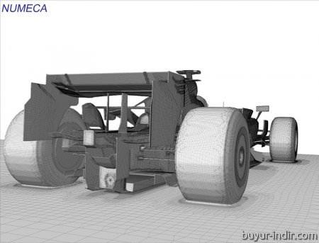 Numeca Hexpress Hybrid v5.2