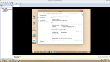 Microsoft Windows 10 Teknik Önizleme Sürümü