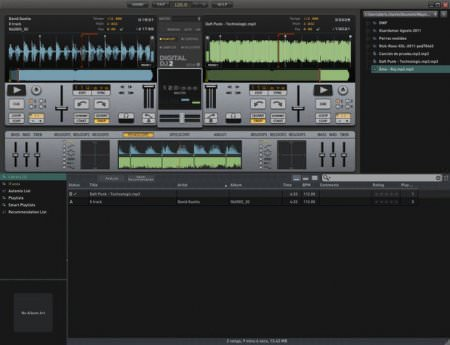 MAGIX Digital DJ - Dijital DJ Programı