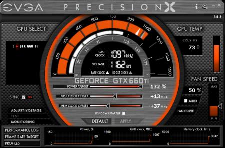 EVGA Precision X 16 v5.3.10