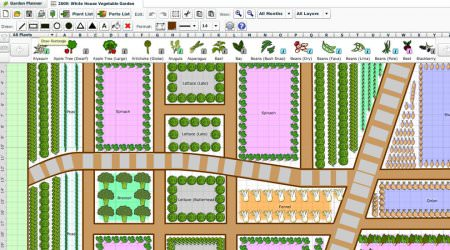 Garden planner v3 turkish for Garden planner 3