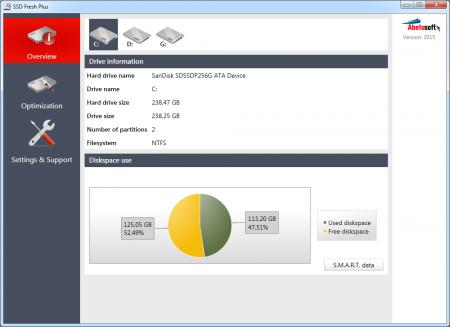 Abelssoft SSD Fresh Plus v2015.1.5
