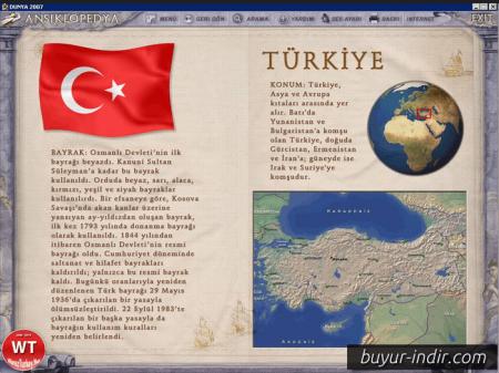 Dünya 2007 Ansiklopedik Bilgi Kaynağı Türkçe