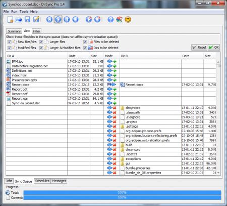 DirSync Pro v1.5