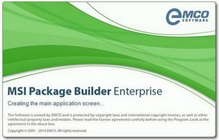 EMCO MSI Package Builder Enterprise 5.2