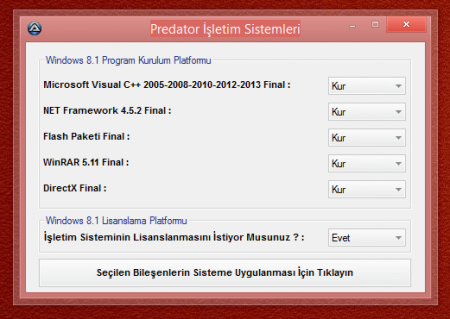 Windows 8.1 Update 2 AIO (12in1) Ekim Güncel