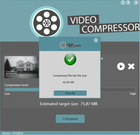 Abelssoft VideoCompressor 2015 Retail