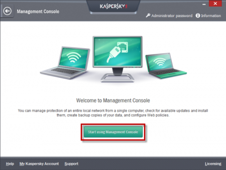 Kaspersky Small Office Security v13.0.4