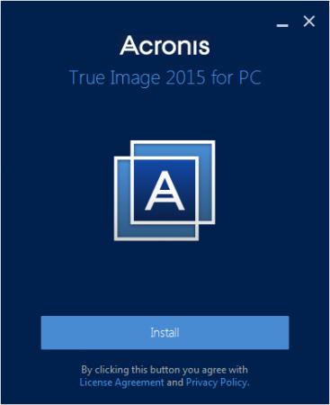 Acronis True Image 2015 v18.0 B6613