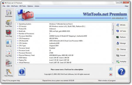 WinTools.net Premium v16.9.1