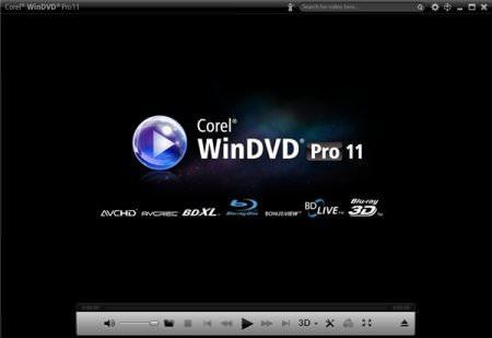 Corel WinDVD Pro v11.7.0.15