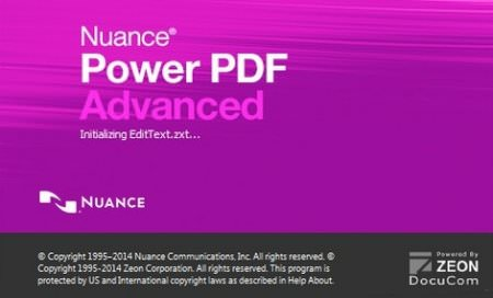 Nuance Power PDF Advanced / Standart v1.2 Full