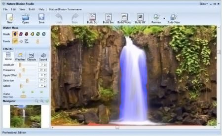 Nufsoft Nature Illusion Studio Pro