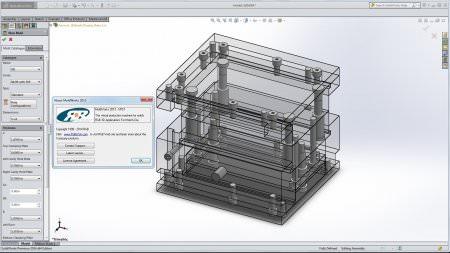 R&B MoldWorks 2013 SP0.3 for SolidWorks 2012 - 2015