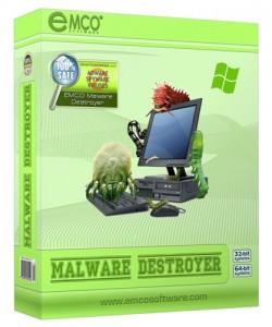 Emco Malware Destroyer v8.2.25.1121