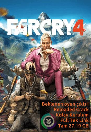 Far Cry 4 - Reloaded - Tek Link - Full Oyun