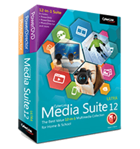 CyberLink Media Suite 12 Ultra AIO Full indir