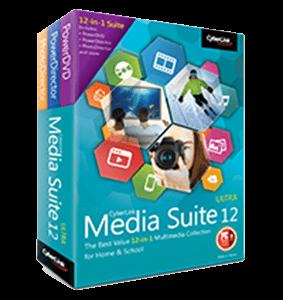 CyberLink Media Suite 12 Ultra AIO Full indir