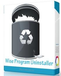 Wise Program Uninstaller 1.65 Türkçe Katılımsız