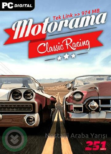 Motorama - Full Oyun - Reloaded - Tek Link