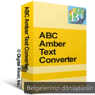 ABC Amber Text Converter v5.07 Full indir