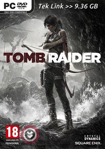Tomb Raider 2013 - SKIDROW - Tek Link