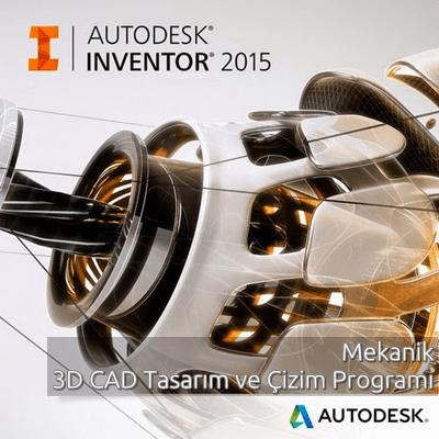 Autodesk Inventor Professional 2015 Full indir