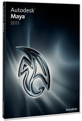 Autodesk Maya 2013 (x32 & x64) Full indir