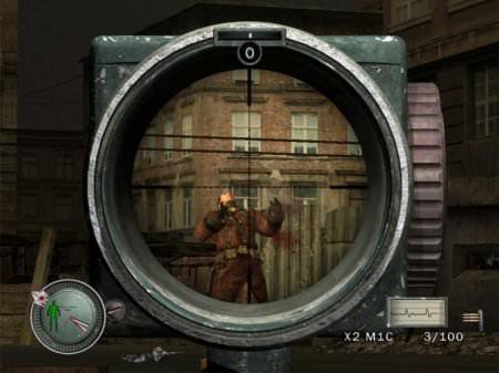 Sniper Elite Rip
