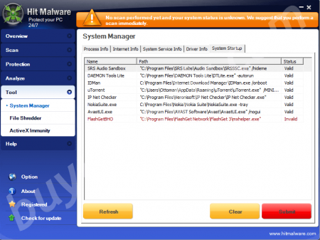 Hit Malware v1.0