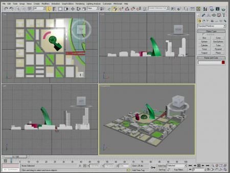 Autodesk 3Ds Max 2009 (x32 & x64)