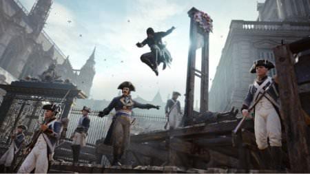 Assassin's Creed Unity Rip