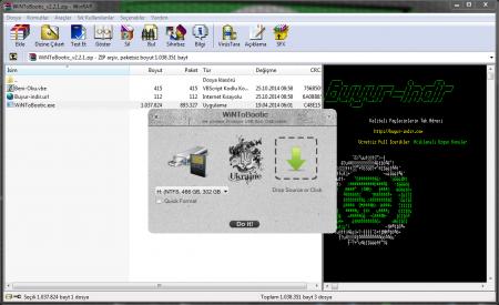WiNToBootic v2.2 - USB Boot Programı