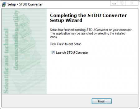 STDU Converter v2.0