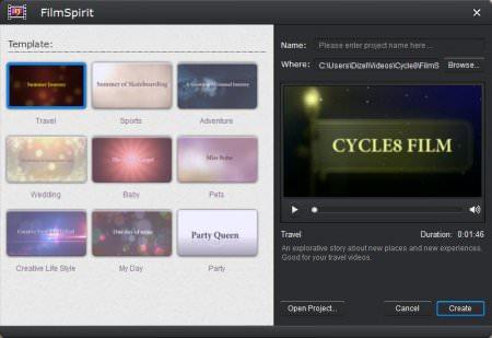 Cycle8 FilmSpirit v2.1