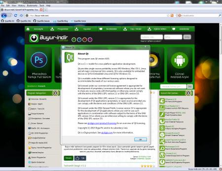 QupZilla v1.8.3