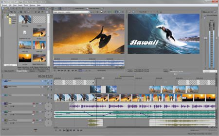 Sony Vegas Movie Studio Platinum v13.0 (x64)