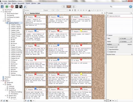 Scrivener v1.7