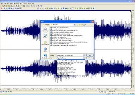 Sound Editor Deluxe v8.5.1