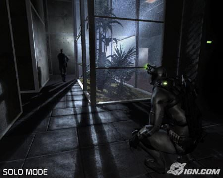 Tom Clancy's Splinter Cell Chaos Theory Rip