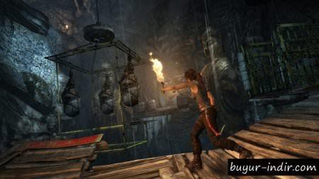Tomb Raider 2013 - SKIDROW + Türkçe Yama
