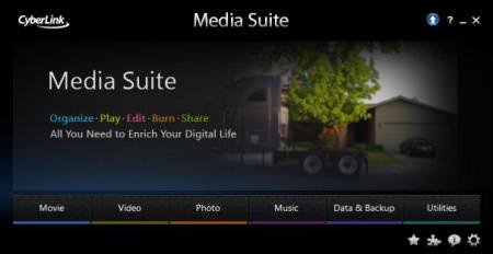 CyberLink Media Suite 12 Ultra AIO