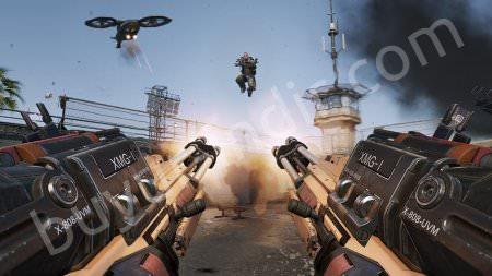 Call of Duty: Advanced Warfare Rip