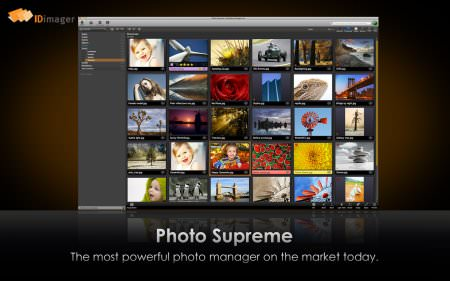 IDimager Photo Supreme v3.3.0.2533