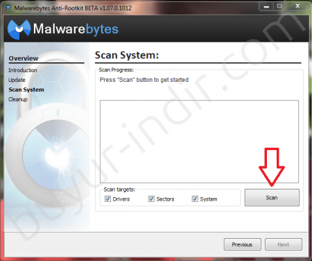 Malwarebytes Anti-Rootkit v1.07