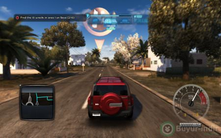 Test Drive Unlimited 2 - Oyun İncelemesi