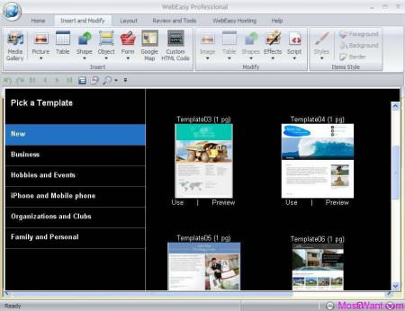 Avanquest WebEasy Professional v10.2