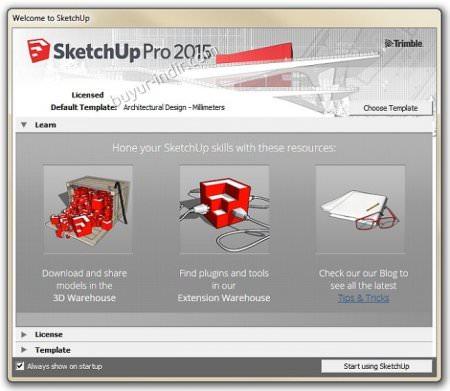 SketchUp Pro 2015 v15.2