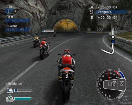 Super Bikes Riding Challenge Rip